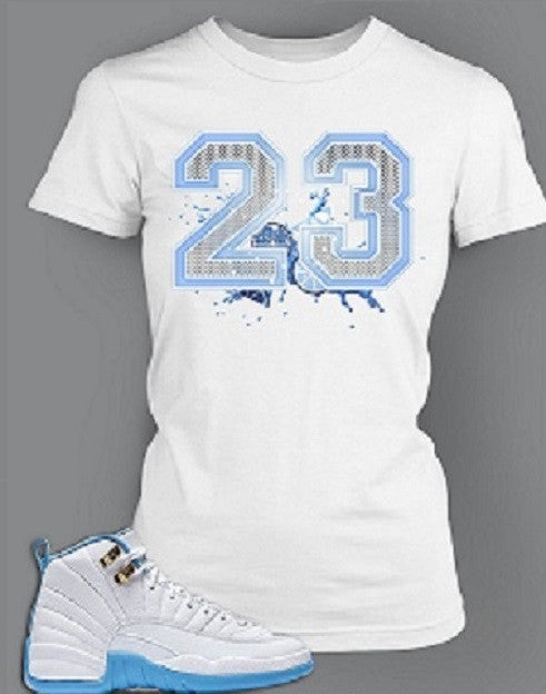 T-Shirt To Match Retro Air Jordan 12 Melo Shoe