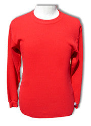 Pro Club Heavyweight L/S Thermal Red