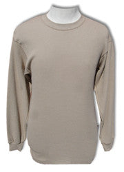 Pro Club Heavyweight L/S Thermal Khaki