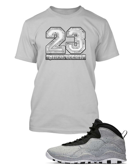 New Win Like a Goat Graphic T Shirt to Match Retro Air Jordan 11 Shoe