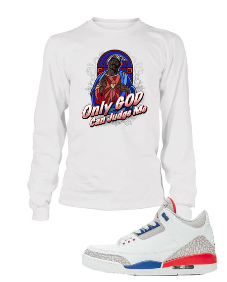 New Win Like the Goat Graphic T Shirt to Match Retro Air Jordan 3 Black Cement Shoe