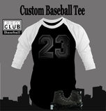 Baseball T Shirt To Match Retro Air Jordan 9 Anthracite - Just Sneaker Tees - 1