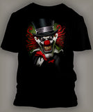 Crazy Clown Custom Tee - Just Sneaker Tees
