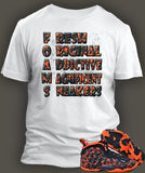 T Shirt To Match Foamposite Magma - Just Sneaker Tees - 1