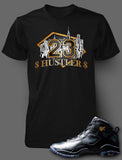 T Shirt To Match Retro Air Jordan 10 NYC Shoe