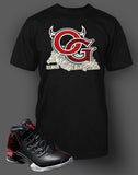 T-Shirt To Match Retro Air Jordan 17 Bred Shoe