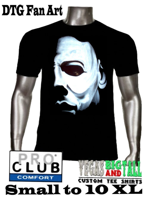 M Myers Classic T Shirt Fan Art
