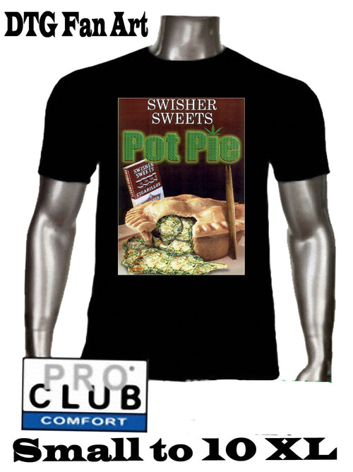 Swisher Sweets Pot Pie