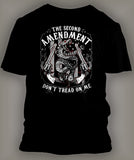 T Shirt The Second Amendment With Crest Classic Tee - Just Sneaker Tees