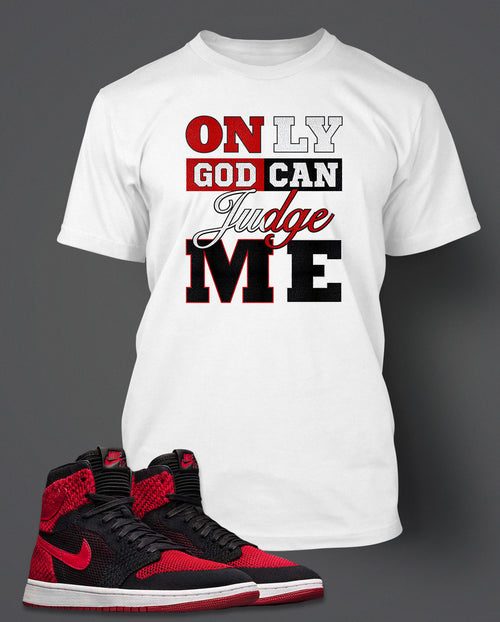 New Graphic 2 Pac T Shirt To Match Retro Air Jordan 1 Flynit Shoe
