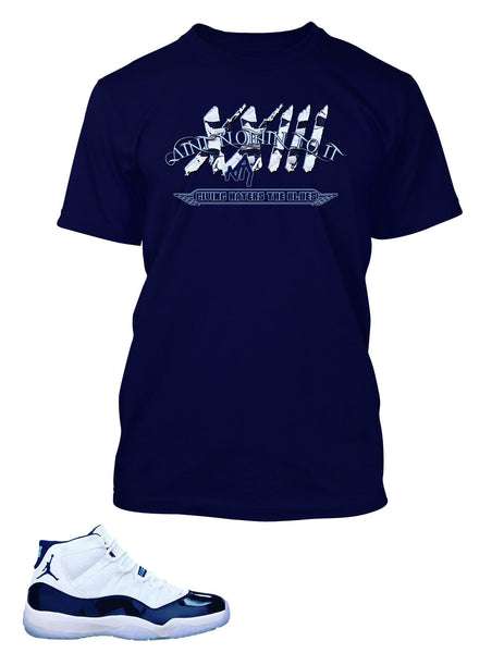 T Shirt to Match Retro Air Jordan 11 Win Like 82 Shoe