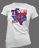 Texas Big and Strong Graphic Tee