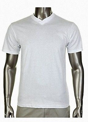 Pro Club Heavyweight V-Neck White T-Shirt