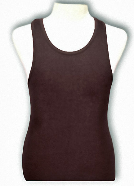 Pro Club A-Shirt Tank Tops Brown