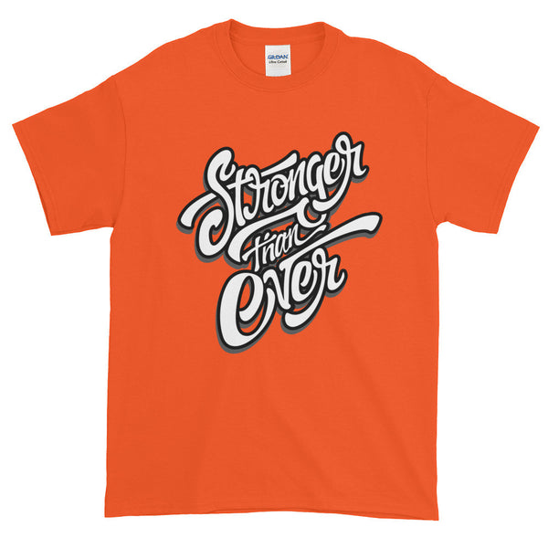 Stronger Than Ever Graphic T Shirt