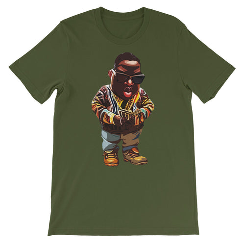 Biggie Toon Graphic T Shirt
