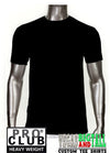 PRO CLUB Short Sleeve  HEAVYWEIGHT Premium T Shirt Black