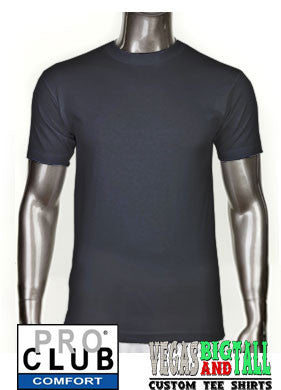 Pro Club Comfort Short Sleeve Graphite T-Shirt