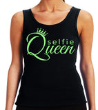 Selfie Queen Graphic Tees