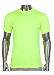 Pro Club Comfort Short Sleeve Safety Green T-Shirt