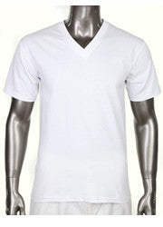Pro Club Heavyweight V-Neck T-Shirt white
