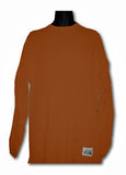 Pro Club Heavyweight L/S Thermal Brown