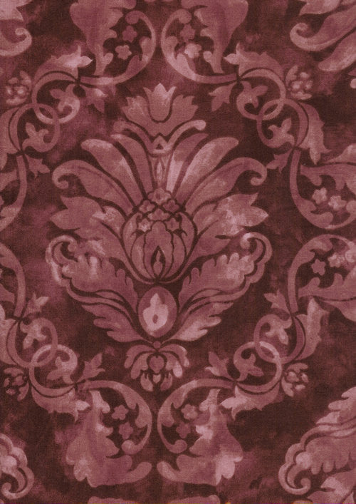 Bella verona Collection C8584 Merlot by Wing and a Prayer for Timeless Treasures