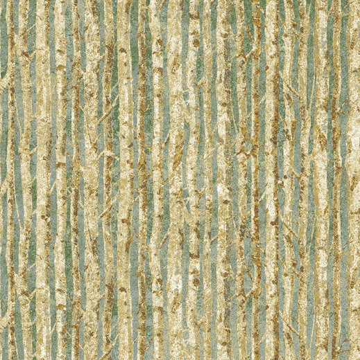 Stonehenge Wilderness Blue Spruce NC 39165 68  by Linda Ludovico for Northcott Fabrics