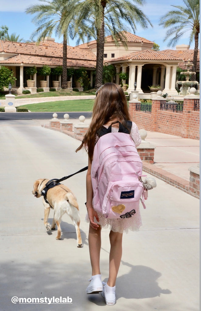 Back to School Anxiety for Dogs