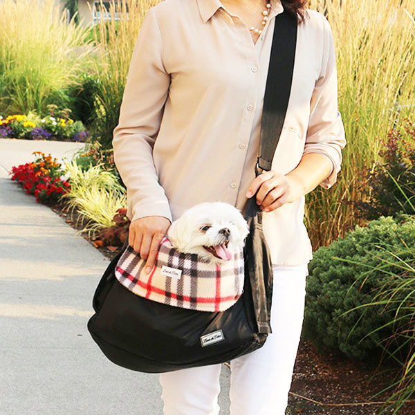 Calming Pooch Bag and Liners/Blankets