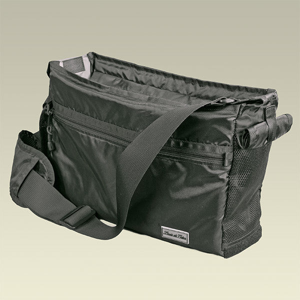 small dog carrier bag angled