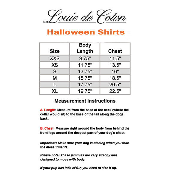 Halloween Cotton Shirts - Spider