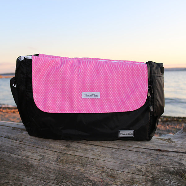 Cooling Bag Liner - Pink Polka Dot