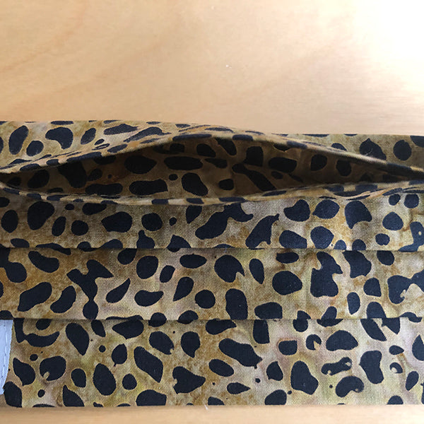 Handmade Cotton Face Protection - Leopard