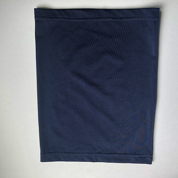 Cooling Neck Gaiter with UPF50 For People or Dogs - Navy
