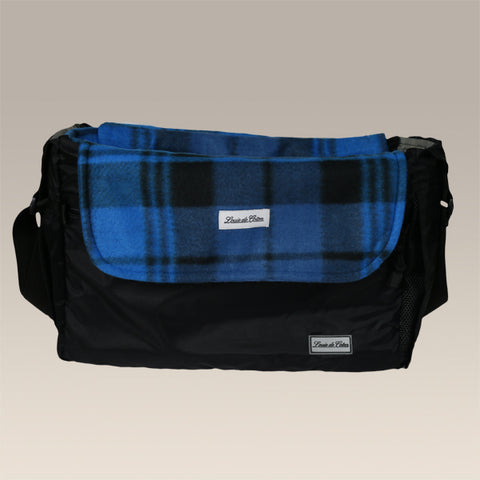 Bag Liner/Blanket - Cobalt Blue