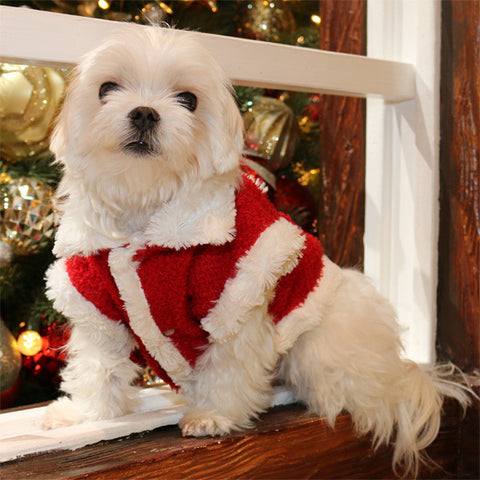 Holiday Thermal Fleece Jacket