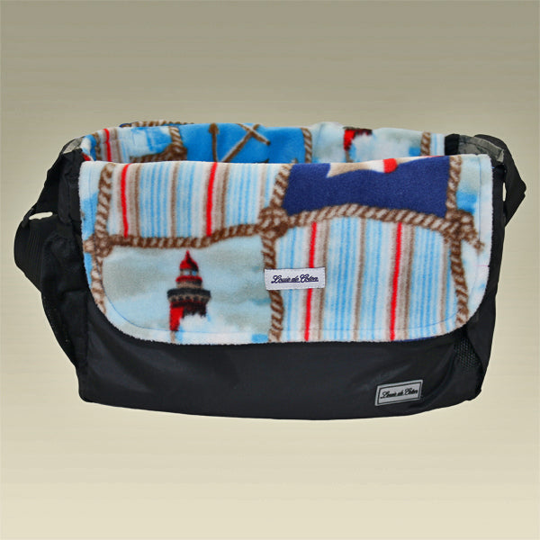 Bag Liner/Blanket - Nautical