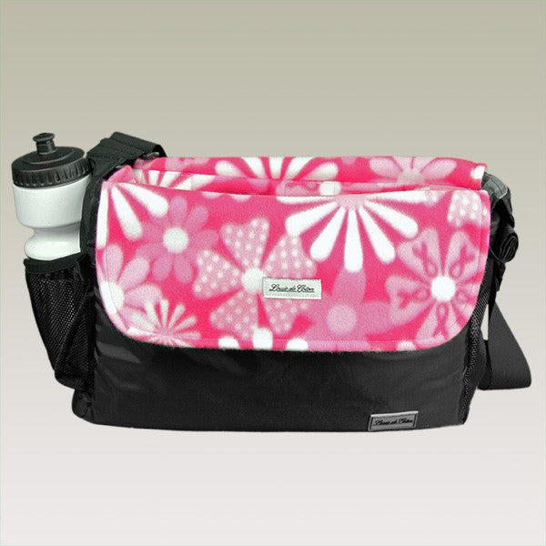 Daisy Ribbon small dog carrier liner blanket