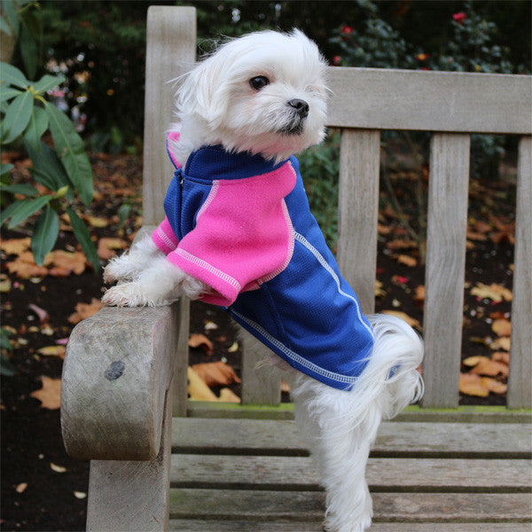 full length reflective outwear small dogs pink pet