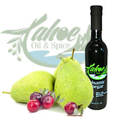 Cranberry Pear Aged White Balsamic