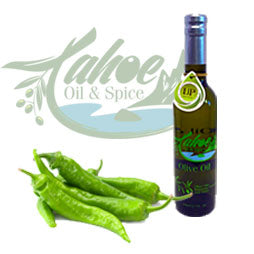 "Baklouti  Green Chili Pepper ""Agrumato"" Olive Oil"