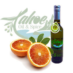 "Blood Orange ""Agrumato"" Olive Oil"
