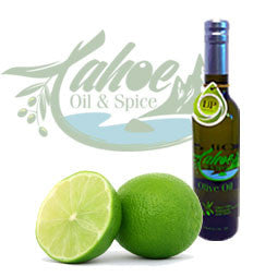 Lime Infused Olive Oil
