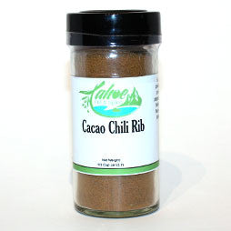 Cacao Chili Rub