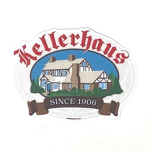Kellerhaus Since 1906 Sticker