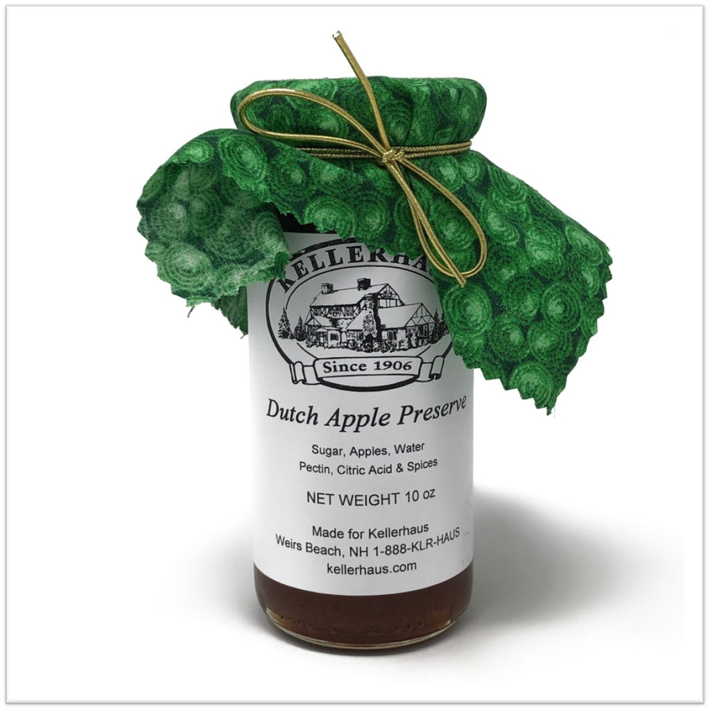 Dutch Apple Preserve