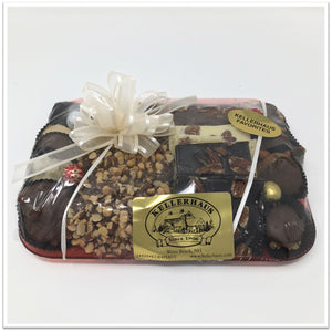 Gift Basket Large Rectangular Plastic