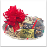 Gift Basket Small Oval Wicker
