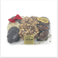 Gift Basket Small Rectangular Plastic